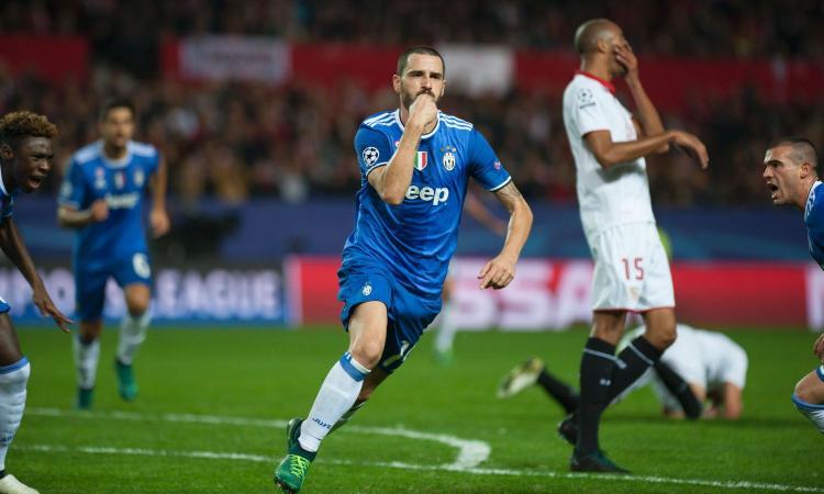 Il Manchester City spinge per Bonucci? La Juve fa muro