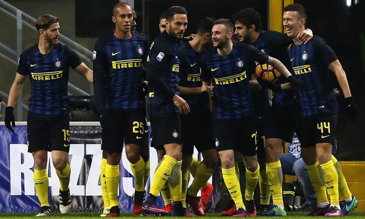 Inter-Fiorentina: 4-2 col brivido