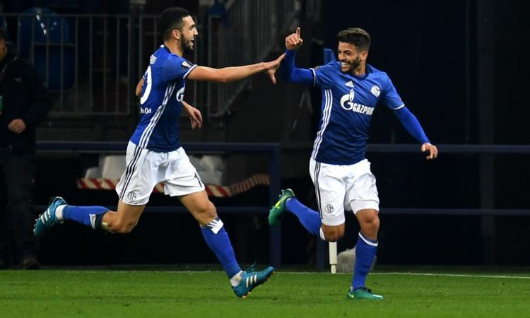 Schalke: un centrocampista si guarda intorno