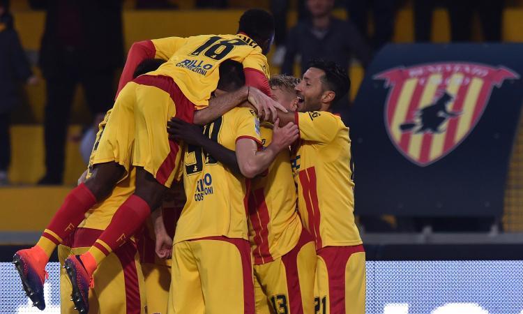 """Benevento, Baroni: 'Adesso dobbiamo vincere i play-off!"""""""