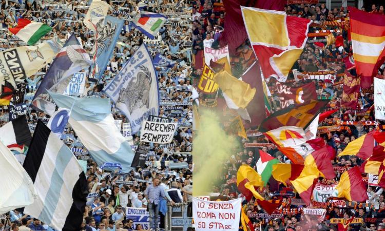 'Tifosi, per favore venite allo stadio': Roma ha il derby più triste d'Italia