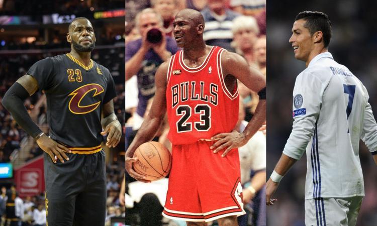 Ronaldo come Jordan e LeBron  500 milioni e contratto a vita con lo sponsor 5a152cc419b4d
