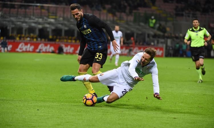 Inter, D'Ambrosio: 'Non ci piace vincere facile. Icardi? Ora sta dando molto di più'