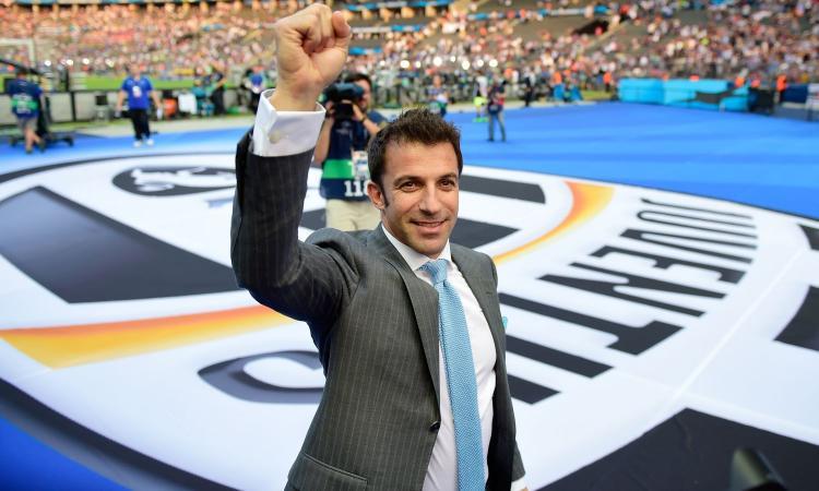 Juve, Del Piero: 'Spero che la Juve compri italiani'