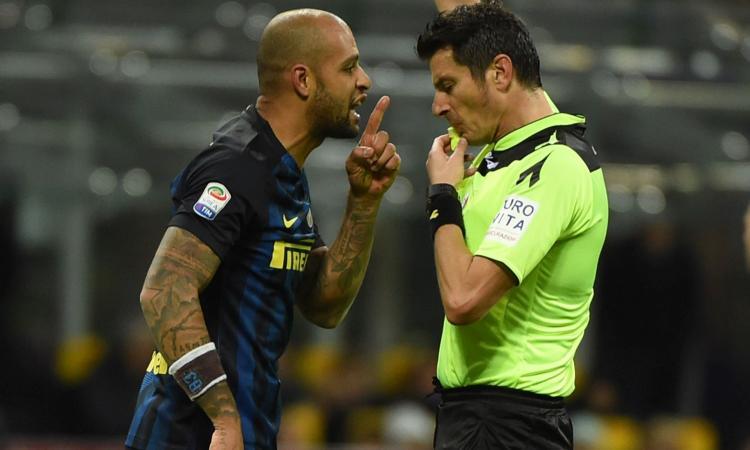 Inter, Felipe Melo: 'Gabigol? Ha una grande opportunità. Ecco quando sarà pronto'