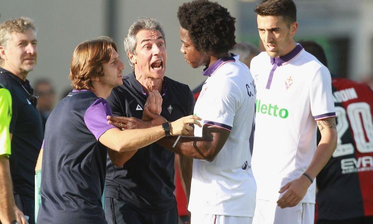 Fiorentina, Sanchez: 'Kalinic in Cina? Farà quello che riterrà meglio per il suo futuro. E sulla Juventus...'