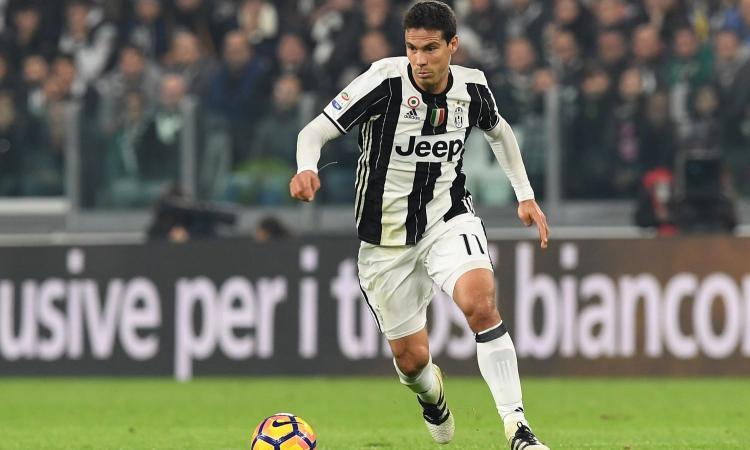 Juve-Genoa: Hernanes per Rincon si può fare, scambio in arrivo
