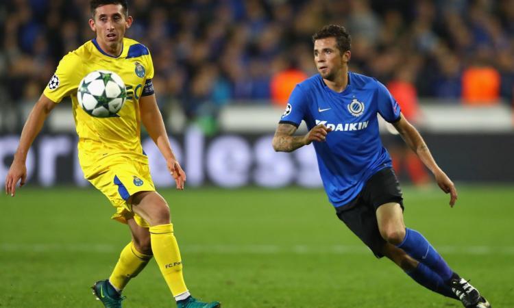 Herrera in saldo a gennaio per la Juve