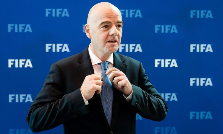 Fifa, Infantino: 'Serve una normativa sugli agenti, la finanza scopre sempre qualcosa di anomalo'
