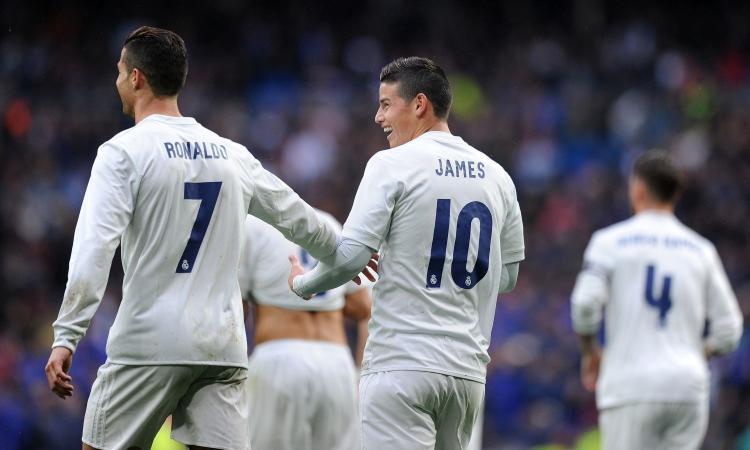 Matthaus spaventa il Napoli: 'James Rodriguez in contatto con Ronaldo, Cristiano lo vuole alla Juve'