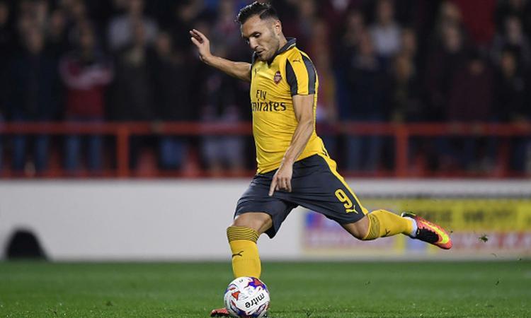 Siviglia: contatti con un attaccante dell'Arsenal