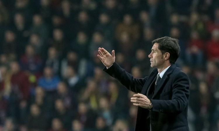 Valencia, Marcelino: 'Arriveranno almeno quattro giocatori'. Juve e Inter osservano