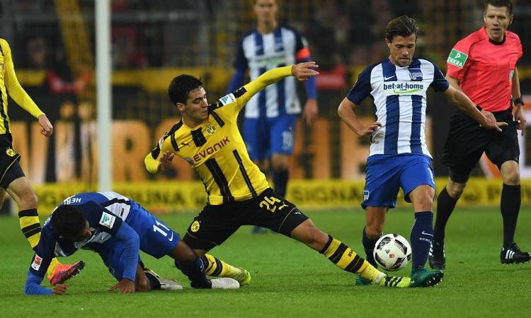 Borussia Dortmund, un giocatore verso la Liga
