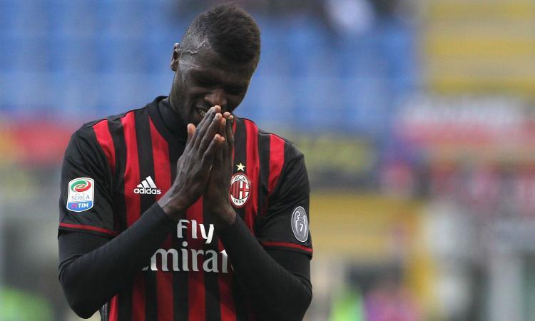 Milan, c'è l'intesa per Niang all'Everton: manca l'accordo col giocatore
