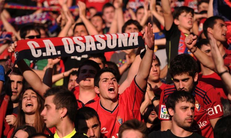 Osasuna, UFFICIALE: preso Quique