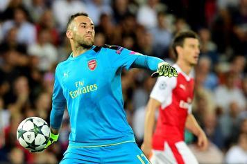 Ospina Arsenal