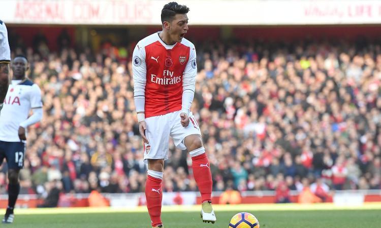 Arsenal: ecco quanto vuole per Ozil
