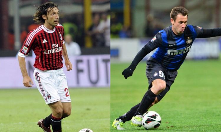 Che fine ha fatto? Da Meazza e Collovati a Pirlo, Seedorf e Cassano: tutti gli scambi tra Milan e Inter
