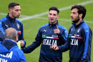 Italy-Usa 1-0, the player ratings as Politano came up big