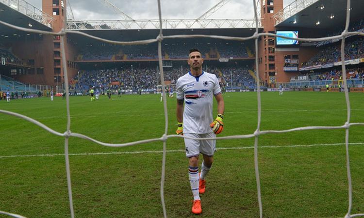 Sampdoria, per WhoScored il miglior portiere in Serie A è Puggioni