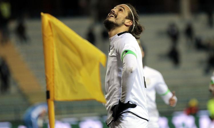 Salernitana, Rodriguez: 'Critiche? Se non sbagliassi mai sarei al Real Madrid'