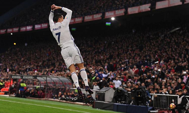 Cristiano Ronaldo o CR400 Real VIDEO