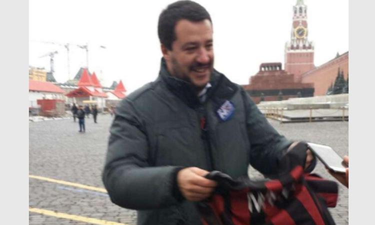 Salvini: 'Chiederemo ai club di calcio il 5-10% degli incassi da stadio per gestire l'ordine pubblico' VIDEO
