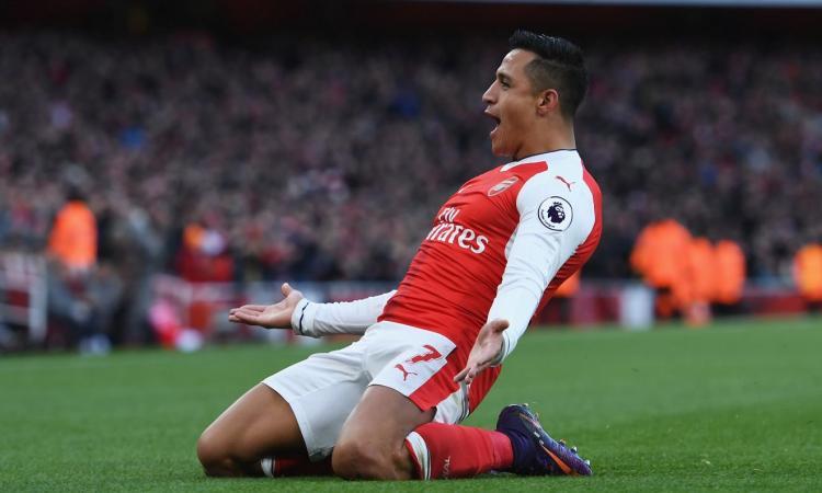 Arsenal: un attaccante via solo per una mega offerta
