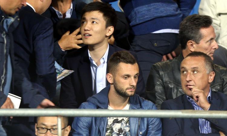 Zhang: 'Juve-Inter? L'importante è la sicurezza, la salute è priorità. Fortunati ad avere Conte, si può vincere'
