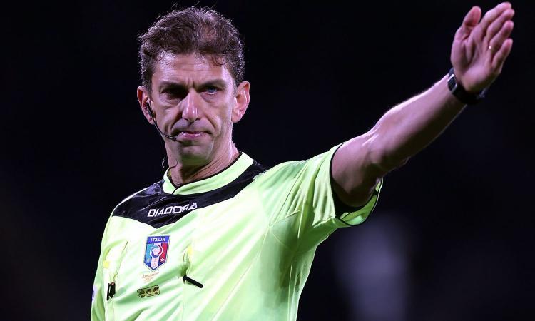 Arbitri Serie A: il derby Inter-Milan a Tagliavento, Rocchi per Roma-Napoli