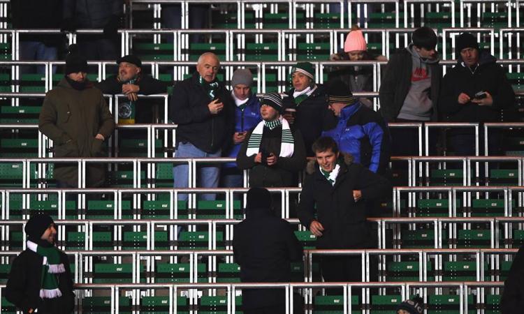 Uefa: multa salata al tifoso che provò ad aggredire Mbappé