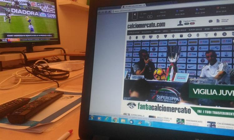 Aspirante giornalista? Vieni a fare un periodo di pratica a calciomercato.com