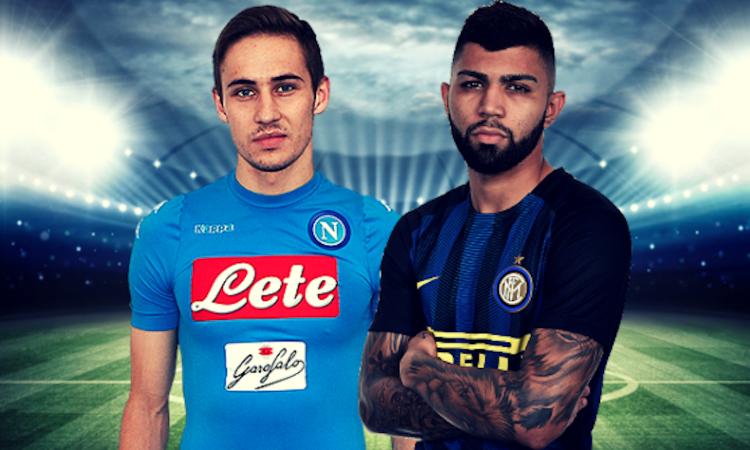 Gabigol in lacrime, Rog è alla frutta: Napoli-Inter è sfida fra delusi illustri