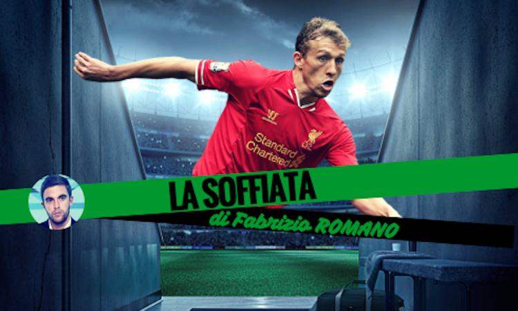 Lucas Leiva, sì al prestito all'Inter con riscatto 'speciale'. Ma Luiz Gustavo...