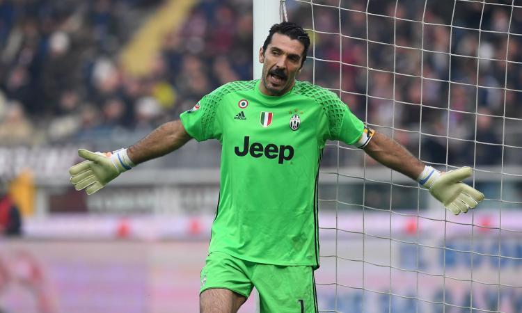 Buffon, quattro offerte per il prossimo anno: contromossa Juve
