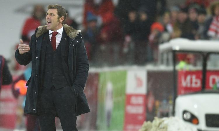 Ex Juve: lo Spartak di Carrera accusato di razzismo verso i suoi calciatori
