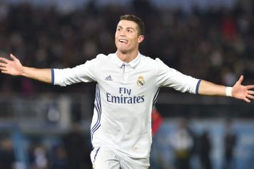 newest b17e7 04ed7 CR7 says Real Madrid 'better' than Juventus as Zidane ...