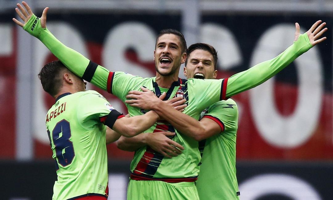 Quando Falcinelli fece 13 gol in Serie A