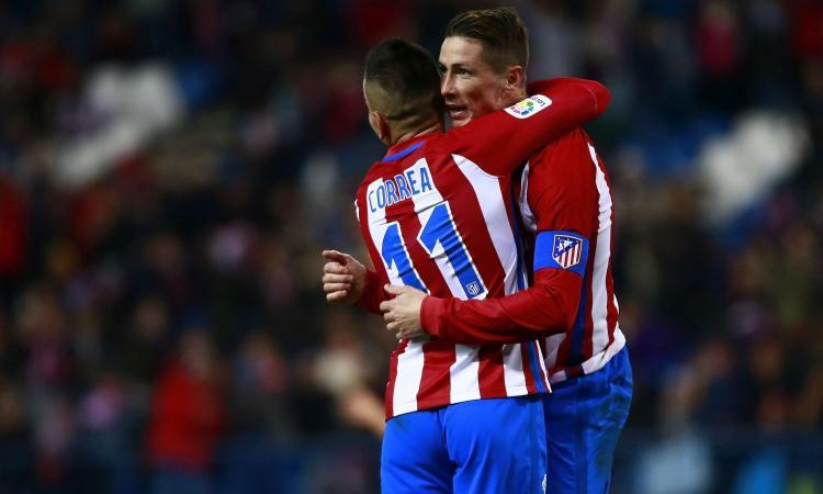 Simeone sicuro: 'Ecco quale deve essere il futuro di Fernando Torres...'