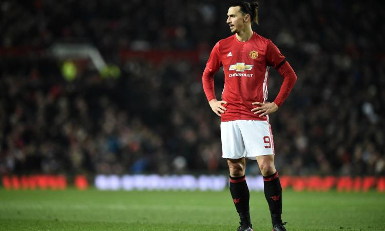 Milan, senti Mourinho: 'Ibrahimovic? Magari rimane con noi'