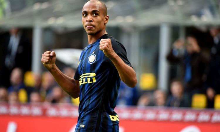 Inter, Joao Mario: 'Lavoro duro' FOTO