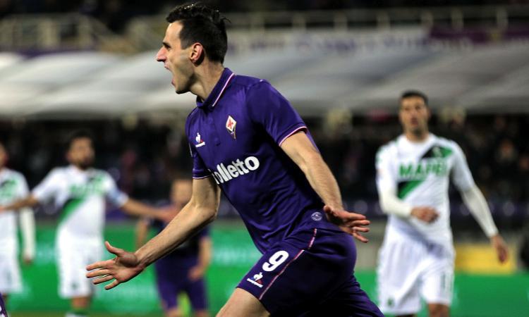 Fiorentina, fissato il prezzo di Kalinic