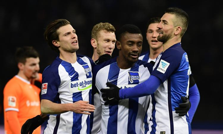 Hertha Berlino, UFFICIALE: rinnova Mittelstadt