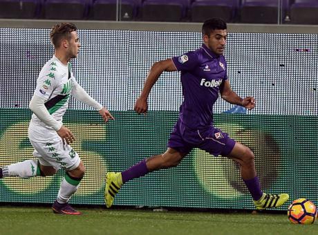 Convocati Fiorentina: riecco Maxi Olivera