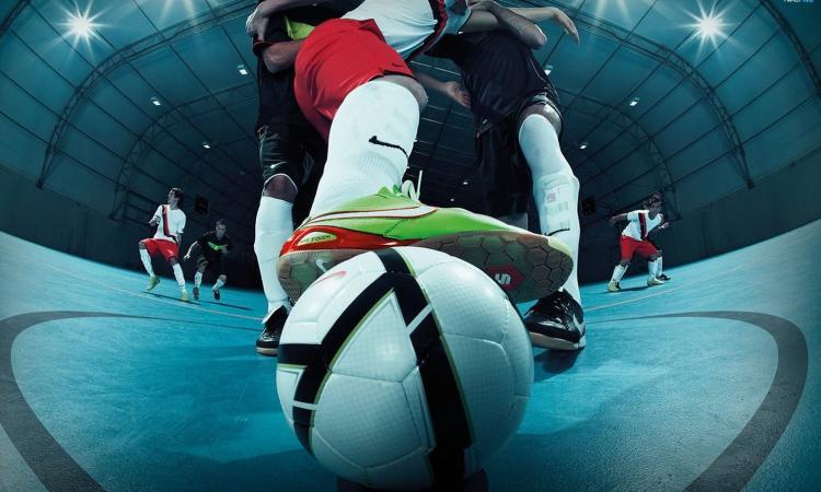 Juve, nasce il progetto futsal