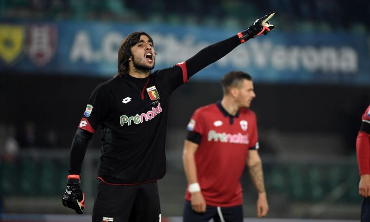 Genoa, ecco le contropartite chieste alla Juve per Perin