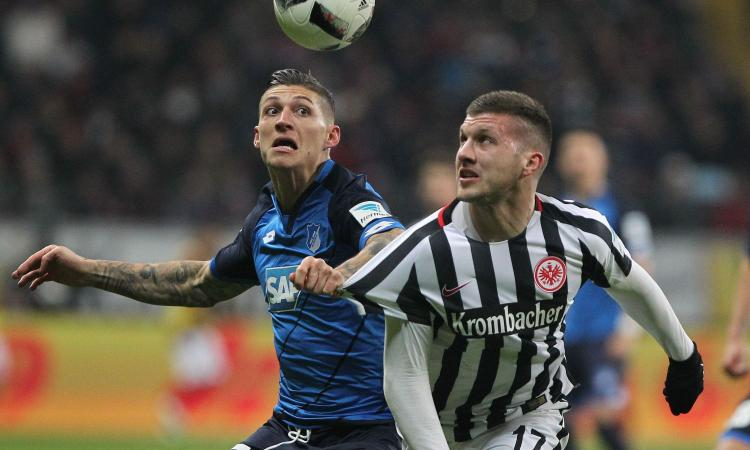 Fiorentina, UFFICIALE: Rebic torna all'Eintracht Francoforte