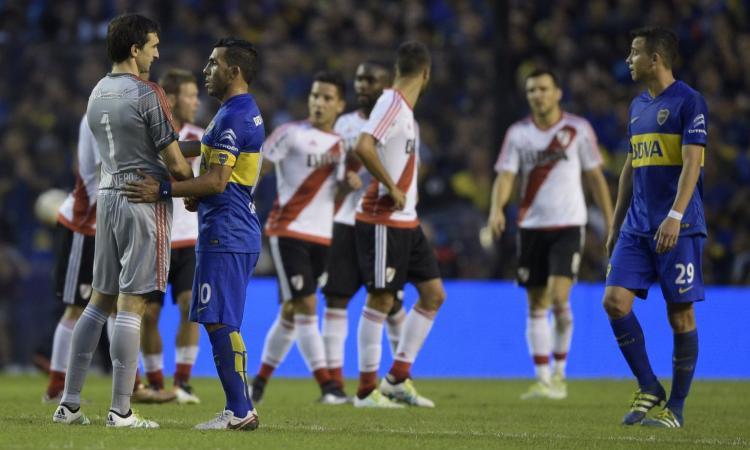 Copa Libertadores: Boca avanti nel primo round, ma in quota la coppa è del River