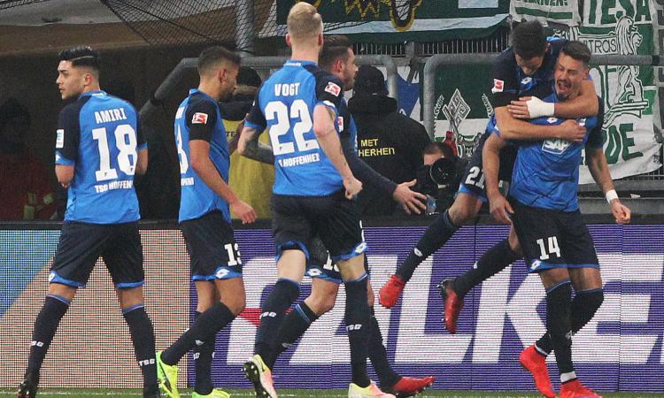Hoffenheim, Nagelsmann conferma: 'Sandro Wagner a breve al Bayern Monaco'