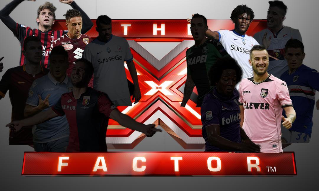 L'X Factor di CM: chi vuoi far vincere?
